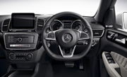 3-Spoke AMG Multifunction steering wheel