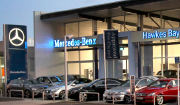 Mercedes-Benz Hawkes Bay
